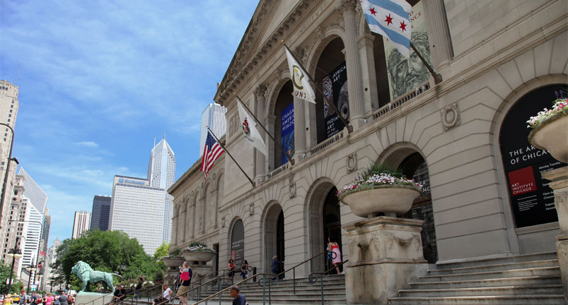Art Institute of Chicago (Grant Park)
