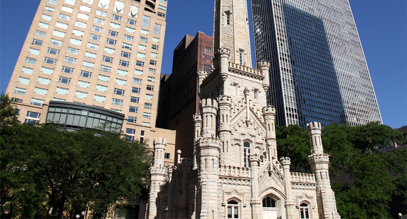 Historic Water Tower à Chicago