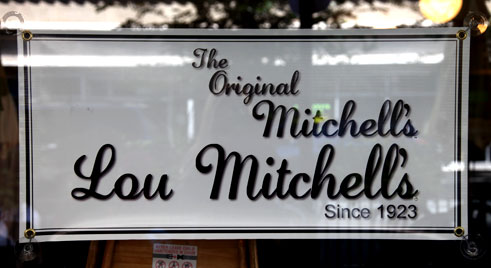 The original Lou Mitchell's