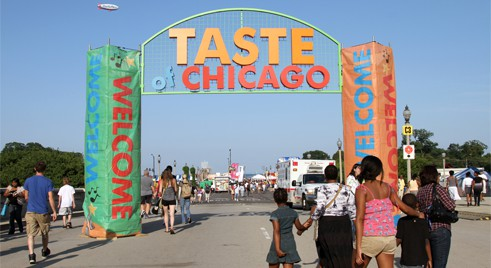 Taste of Chicago